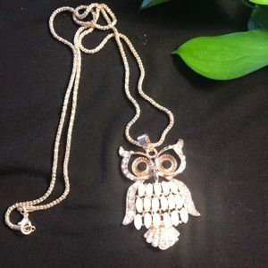 Owl 🦉 necklace